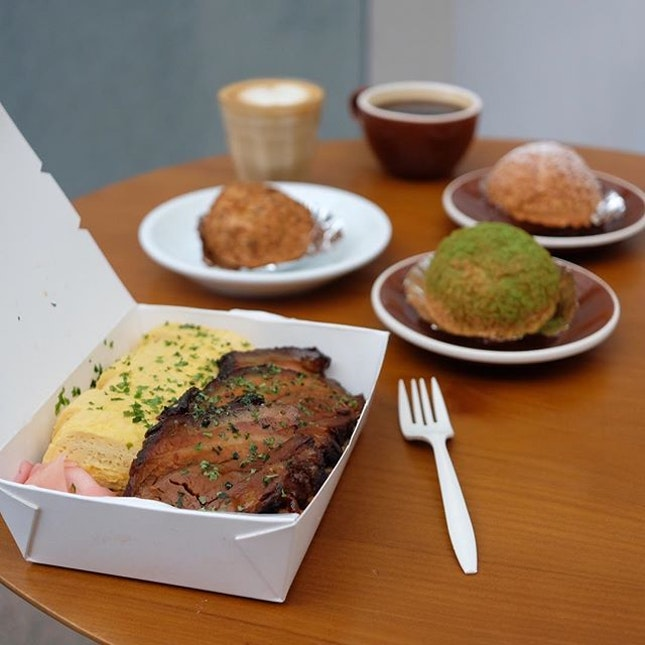 Epic Meal from KOKI Tamagoyaki .