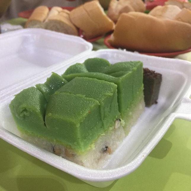 Kueh Salat ( 5 for $3.80) .