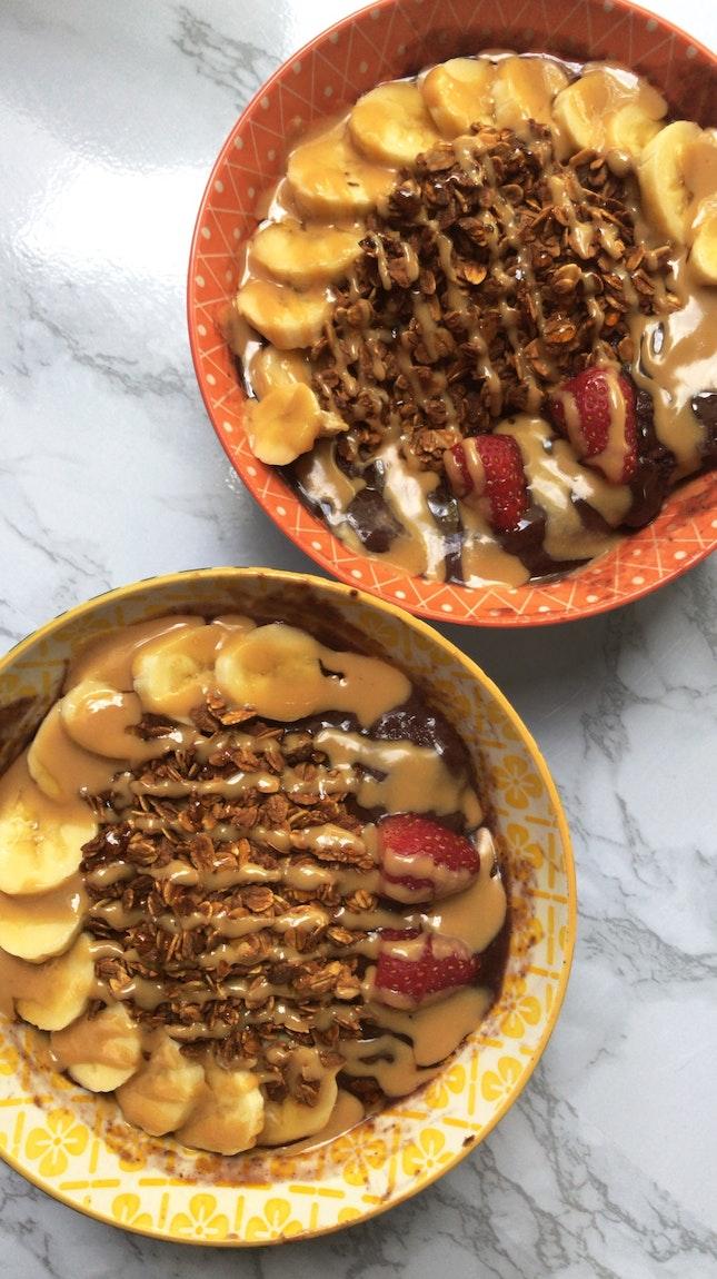 Healthy, guilt-free dessert