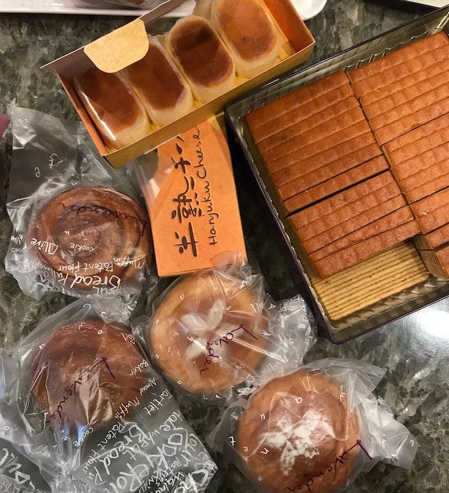 pastries!!