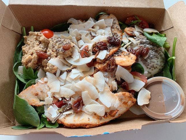 Super Salad ($12)
