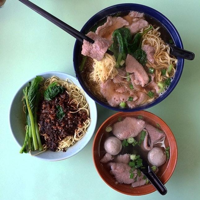 For Slurpingly Delicious Beef Noodles