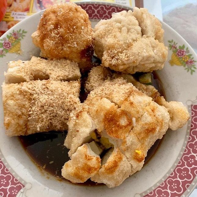 #pempek #fishcake #palembangcuisine #burpple