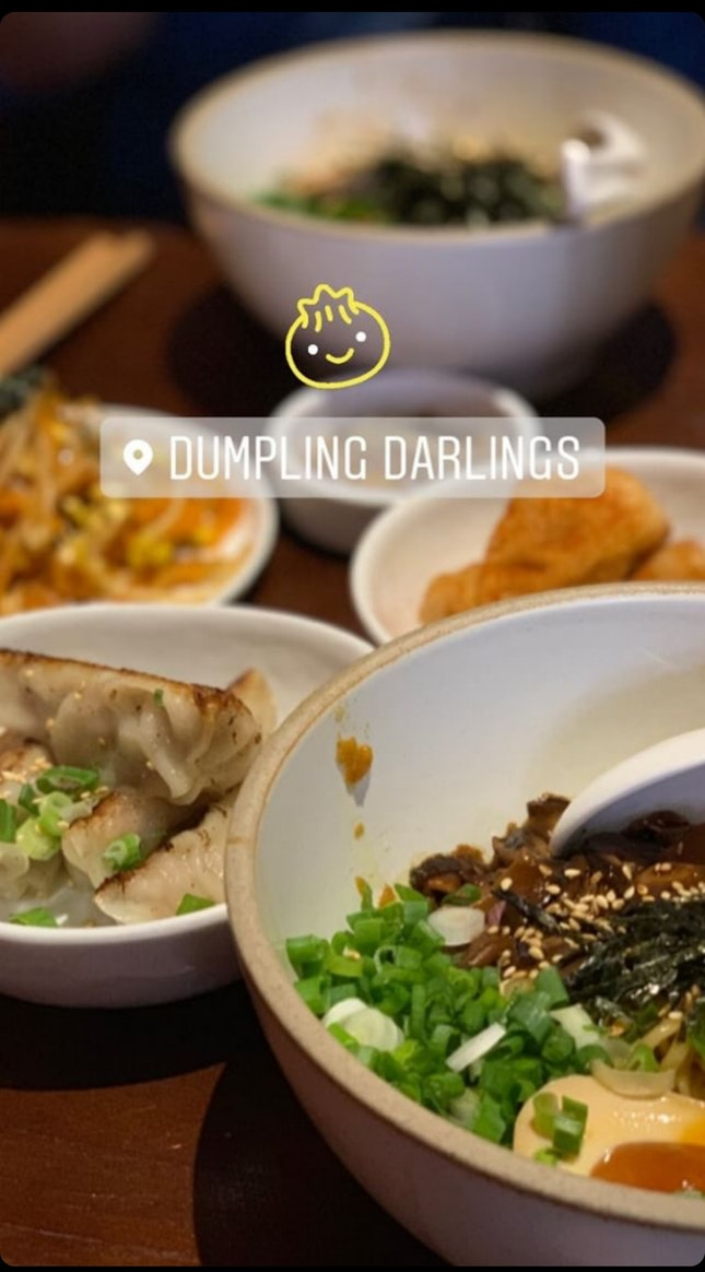 Dumpling Darlings