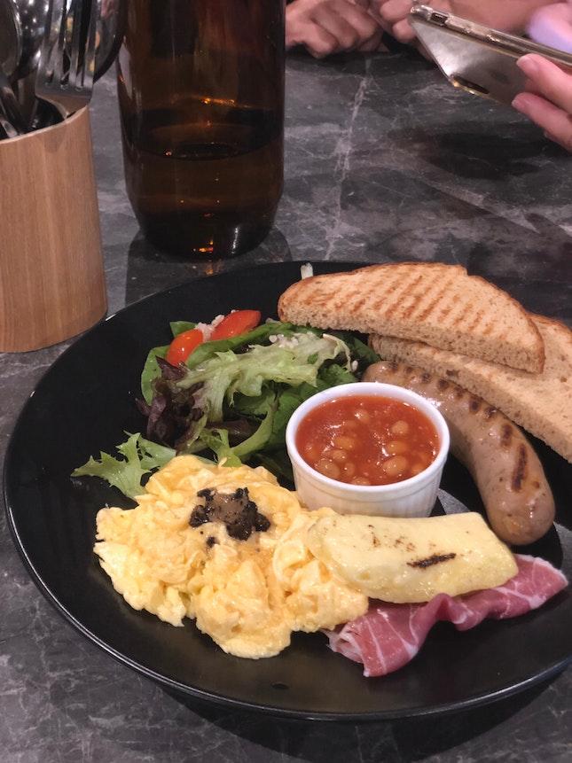 The Academics Breakfast