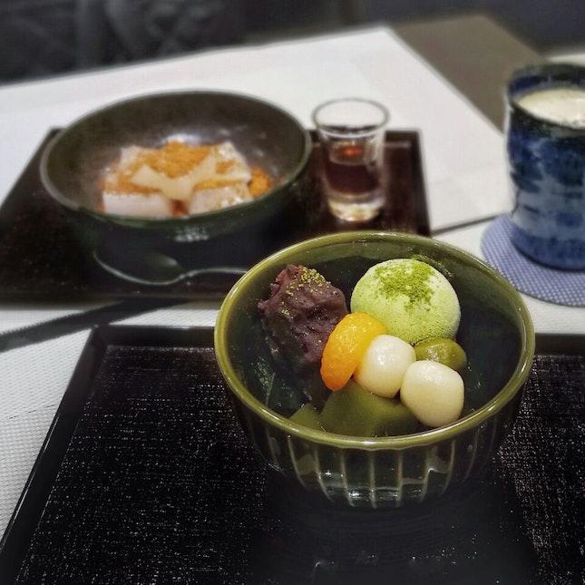 For Good Japanese Dessert