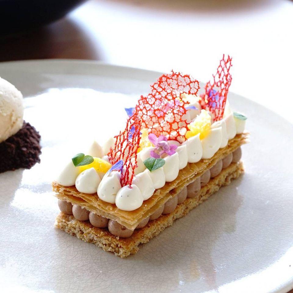 New Dessert Bar