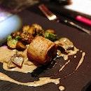 Roasted Turkey With Porcini Mushroom And Baby Potato