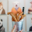 Churros With Chocolate Dip