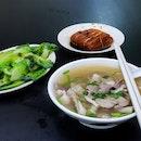 B.M Famous Yam Rice (Kepong)