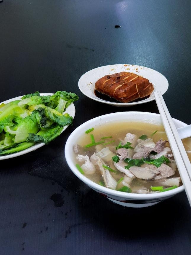 Pork Soup