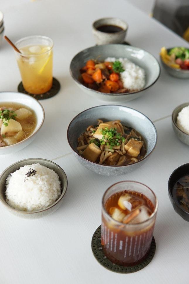 Comfort Homecook Meal