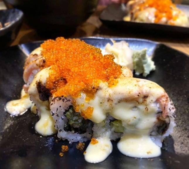 Shiok Maki, Gen 1 ($16.80) - Definitely not an ordinary maki roll.