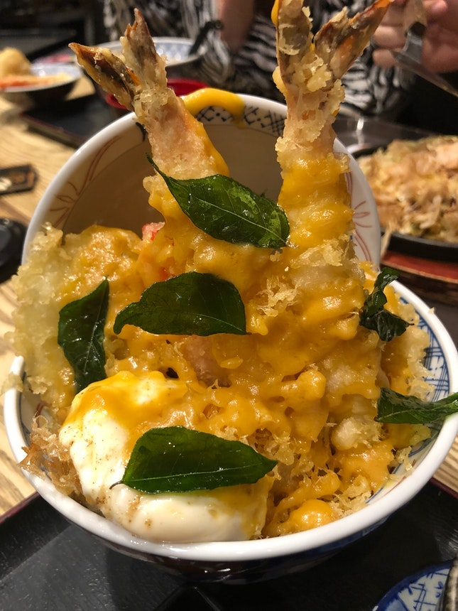 $16.90 Salted Egg Tendon