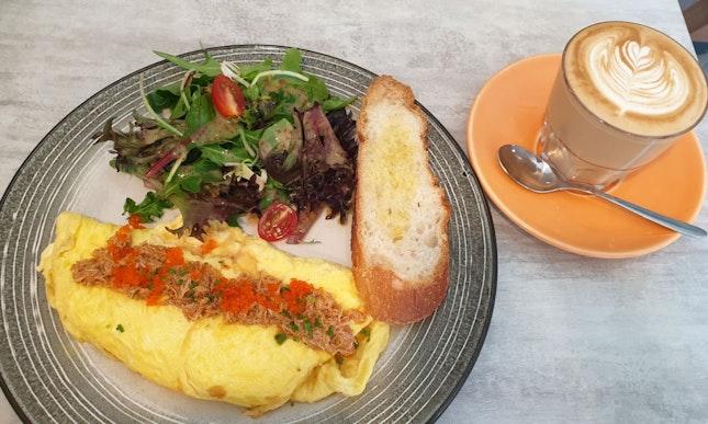 An Egg-cellent Morning Start