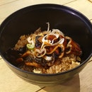 Unagi Fried Rice ($14)