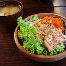 Nourishing Salmon-Soba Bowl