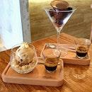 Affogato Speciality Desserts