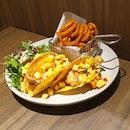 Crispy Fish Fillet Tacos ($24.60)