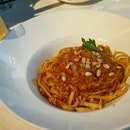 Spicy Crab Meat Linguine ($25.70)