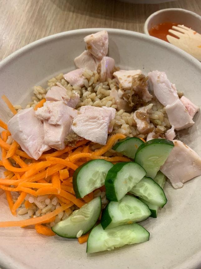 Local Chicken Rice