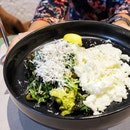 Scrambled Whites & Greens ($23.50)