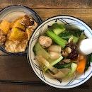 Niang Dou Fu Soup