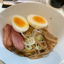 Maze Soba With Smoked Duck