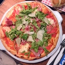 Parma Pizza ($30.95)