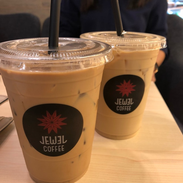 Iced Mocha And Latte