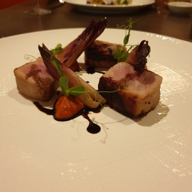Kurobuta Pork ($45)