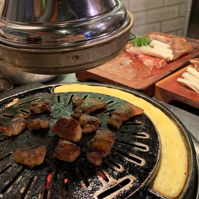 Korean Bbq Pork