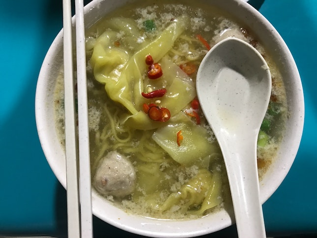 Bedok 85 Minced Meat Noodles Are Overrated