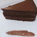 Chocolate Cake Semi Sweet
