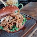 If you love mala (麻辣), do try this Mala Xiang Guo Burger!