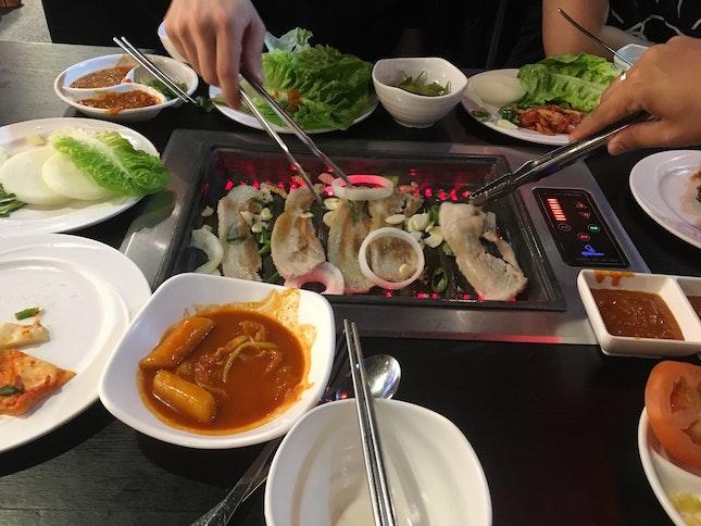 Cheap And Good Korean BBQ