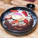 Berry Ricotta Hotcake ($14.90)