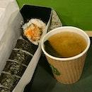 Maki-san @ The Arcade - Mega San And Miso Soup