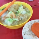 Arcade Fish Soup (Hup Lee Eatery)