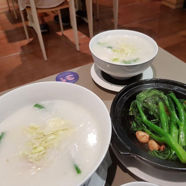 Night time congee