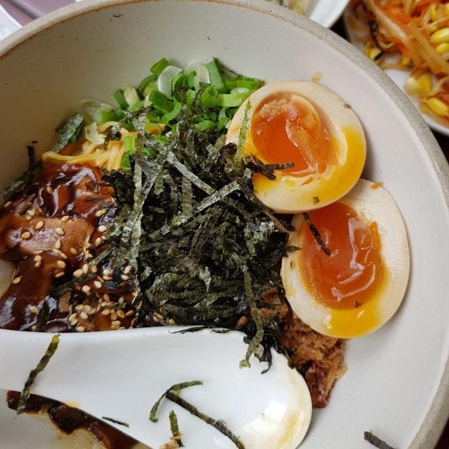 Mushrooms Noodles