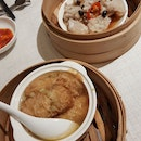 Braised Beancurd Skin asks steamed pork Ribs