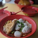 Song Kee Fishball Noodles are AMAZ-ing!!