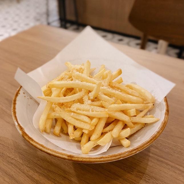 Truffle Fries ($12++)