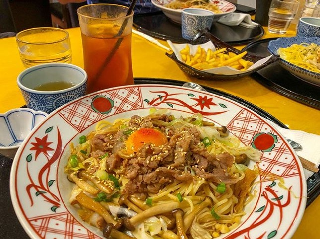 Been looking for a place to eat Japanese Pasta.