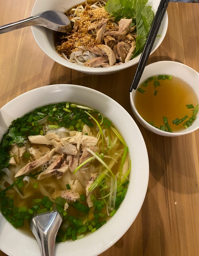 Pho Recommended By Vietnamese friend!