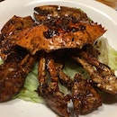Great Black Pepper Crab
