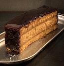 Gula Melaka Cake ($8)