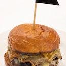 [NEW] Rendang Burger ($12)