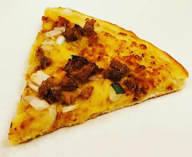 Satay Sedap! Pizza ($5.90)